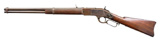 WINCHESTER 1873 FIRST MODEL LEVER ACTION SRC.