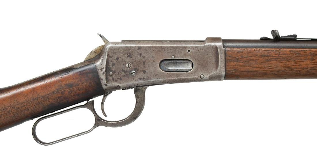 WINCHESTER 1894 LEVER ACTION RIFLE. - 3