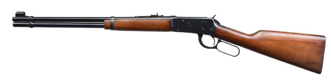 WINCHESTER MODEL 94 LEVER ACTION RIFLE. - 2