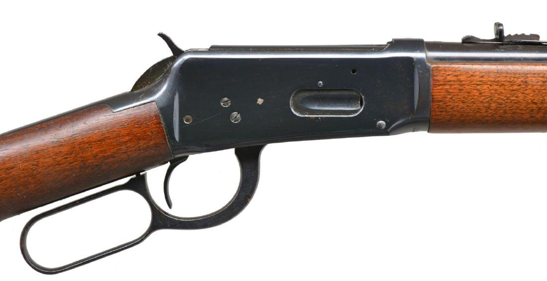 WINCHESTER MODEL 94 LEVER ACTION RIFLE. - 3
