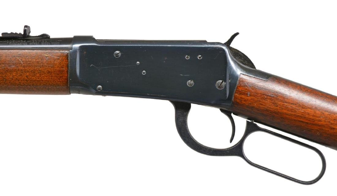WINCHESTER MODEL 94 LEVER ACTION RIFLE. - 4