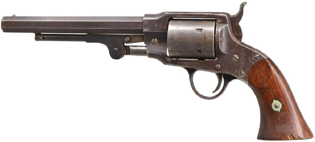 ROGERS & SPENCER ARMY MODEL CONVERSION REVOLVER.