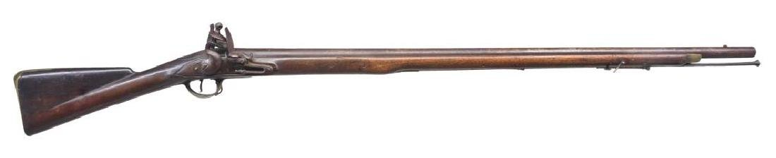 PATTERN 1793 BROWN BESS MUSKET.