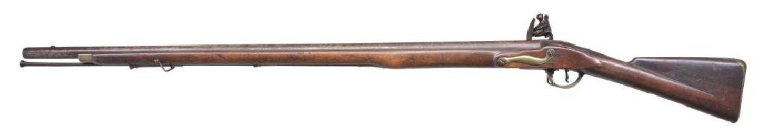 PATTERN 1793 BROWN BESS MUSKET. - 2