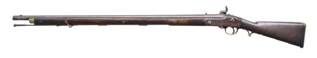 BRITISH PATTERN 1842 MUSKET FOR THE EAST INDIA - 2