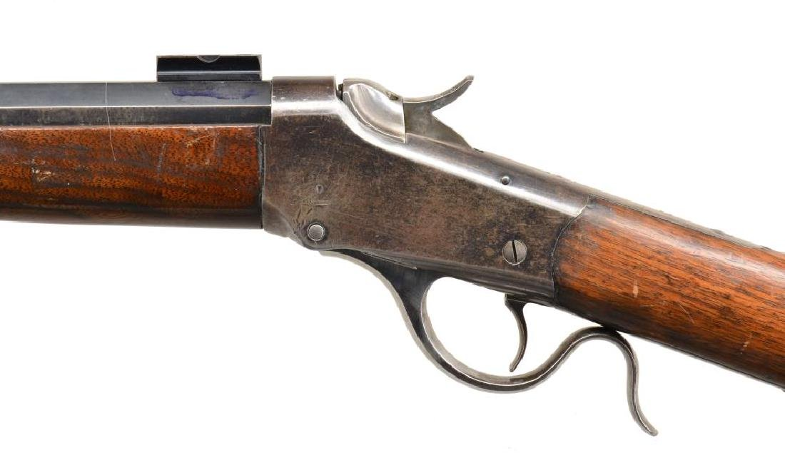 2 WINCHESTER 1885 SINGLE SHOT RIFLES. - 5