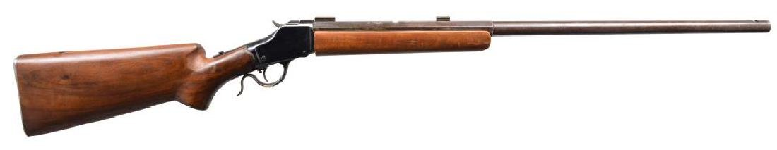 2 WINCHESTER 1885 SINGLE SHOT RIFLES. - 6