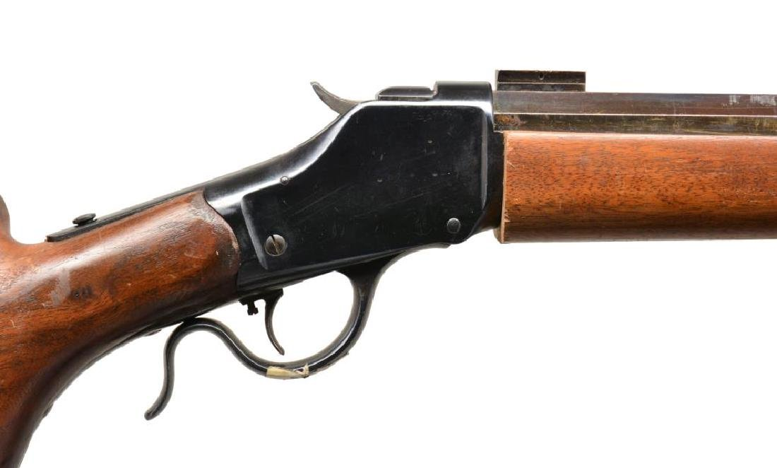 2 WINCHESTER 1885 SINGLE SHOT RIFLES. - 8