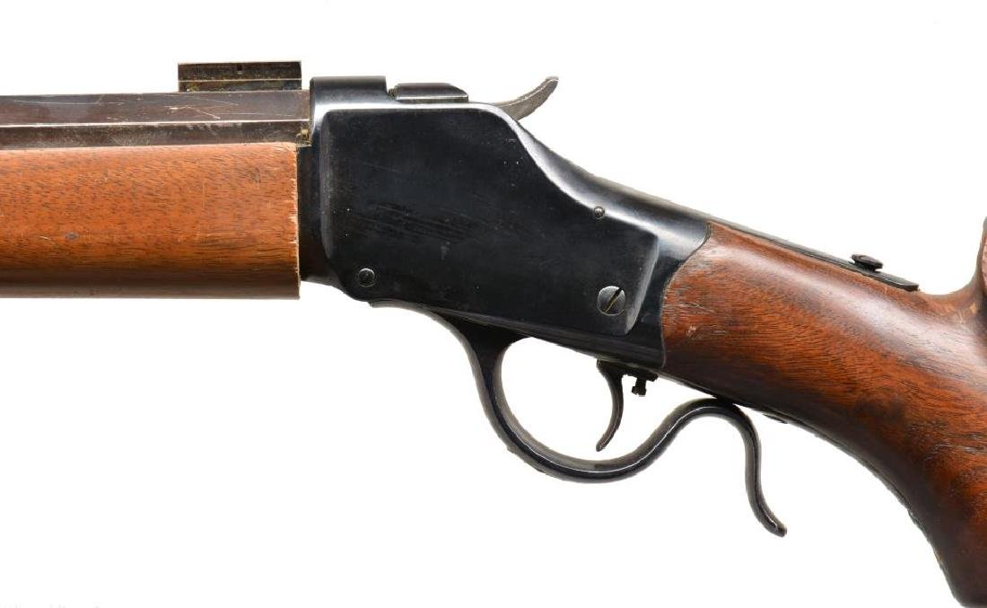 2 WINCHESTER 1885 SINGLE SHOT RIFLES. - 9
