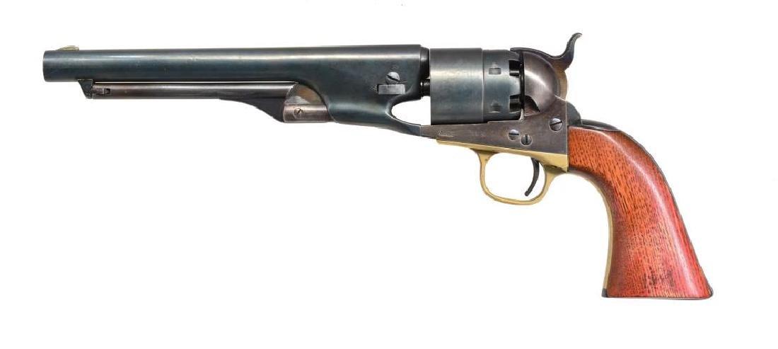 2 COLT 1860 ARMY REVOLVERS. - 4