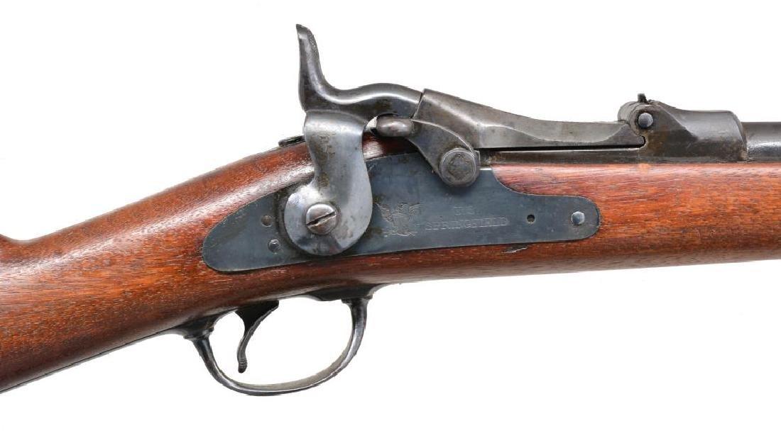 SPRINGFIELD MODEL 1884 TRAPDOOR SRC. - 3