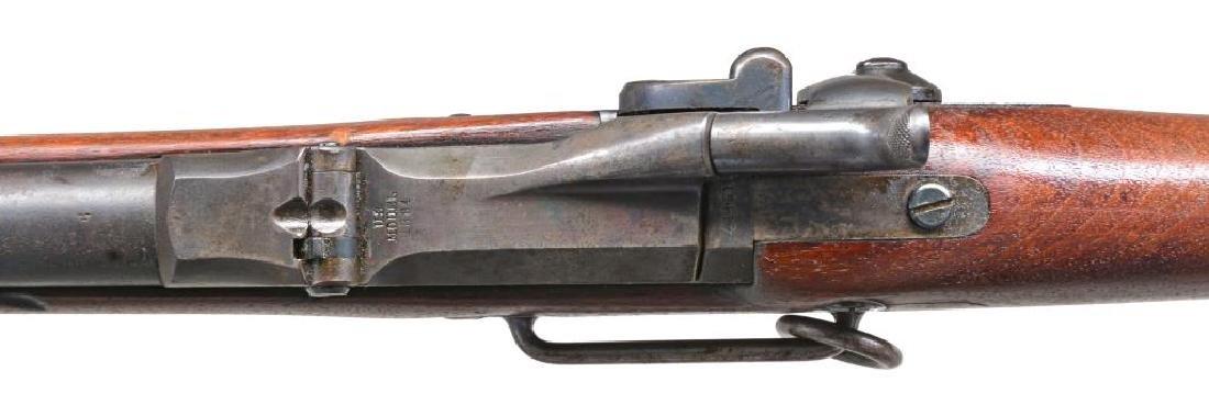 SPRINGFIELD MODEL 1884 TRAPDOOR SRC. - 5