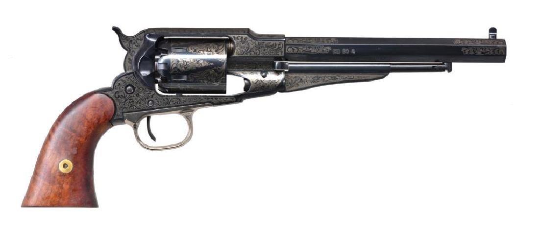 PIETTA 1858 NEW MODEL ARMY REVOLVER. - 2