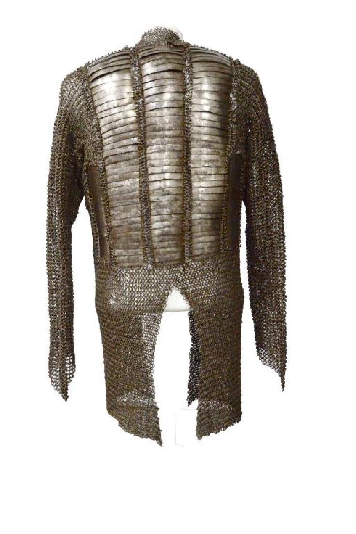 INDO-PERSIAN CHAIN MAIL ARMOR. - 2