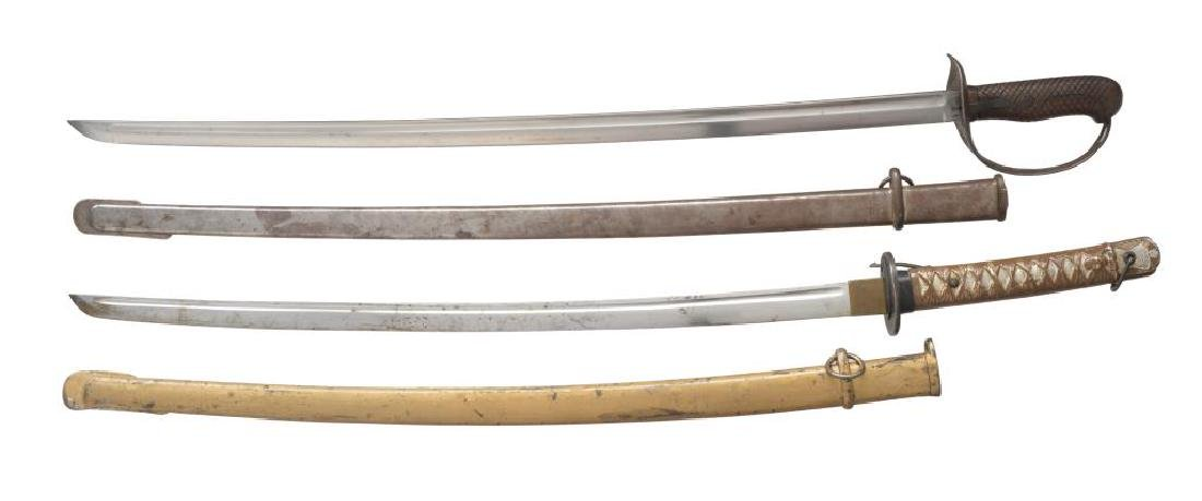 13 SWORDS & OTHER EDGED WEAPONS. - 4
