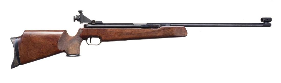 FEINWERKBAU MODEL 300 SIDE COCKING PELLET RIFLE. - 2