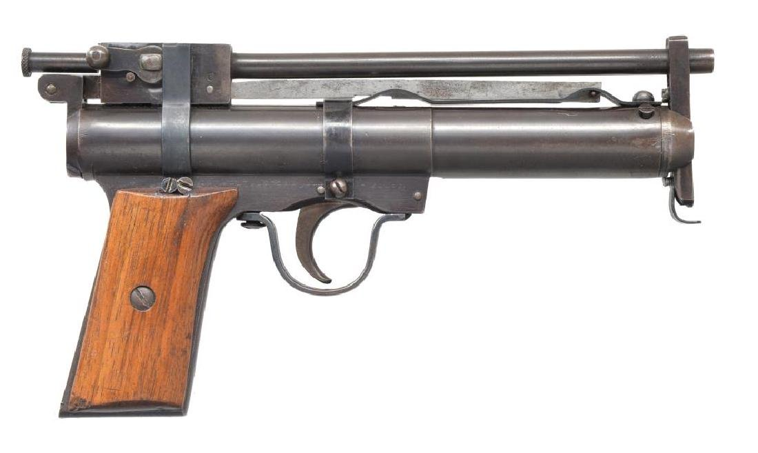 MAHELY PELLET PISTOL & COGSWELL & HARRISON AIR - 4