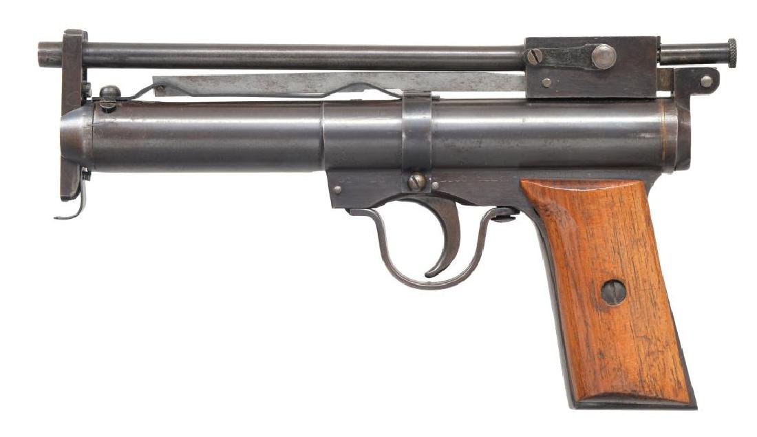 MAHELY PELLET PISTOL & COGSWELL & HARRISON AIR - 5