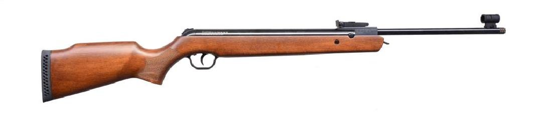 WALTHER LGV MASTER PELLET RIFLE.