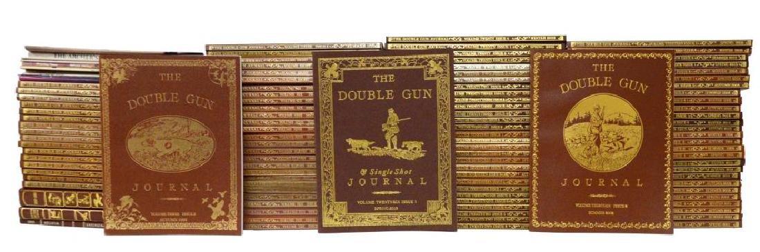DOUBLE GUN JOURNALS 1989-2015.