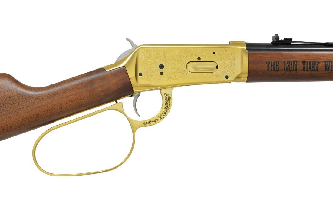"WINCHESTER 94 WRANGLER ""THE GUN THAT WON THE WEST"" - 2"