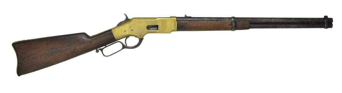 WINCHESTER 1866 SADDLE RING CARBINE.