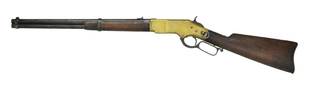 WINCHESTER 1866 SADDLE RING CARBINE. - 2