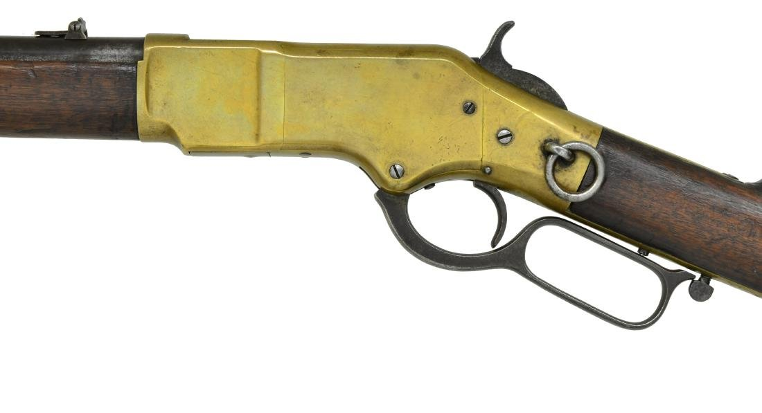 WINCHESTER 1866 SADDLE RING CARBINE. - 4