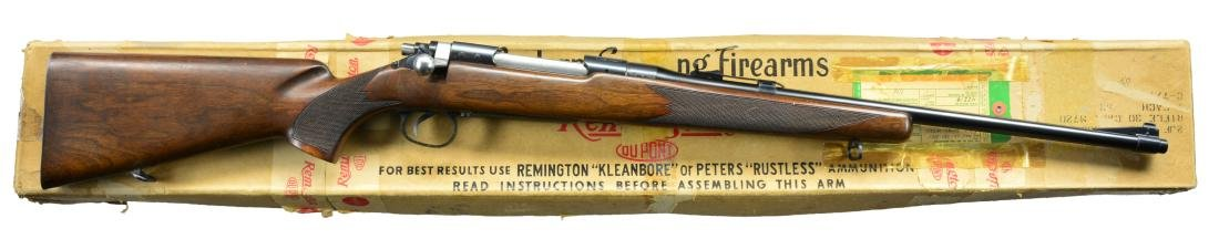 REMINGTON MILITARY MARKED MODEL 720 A GRADE BOLT
