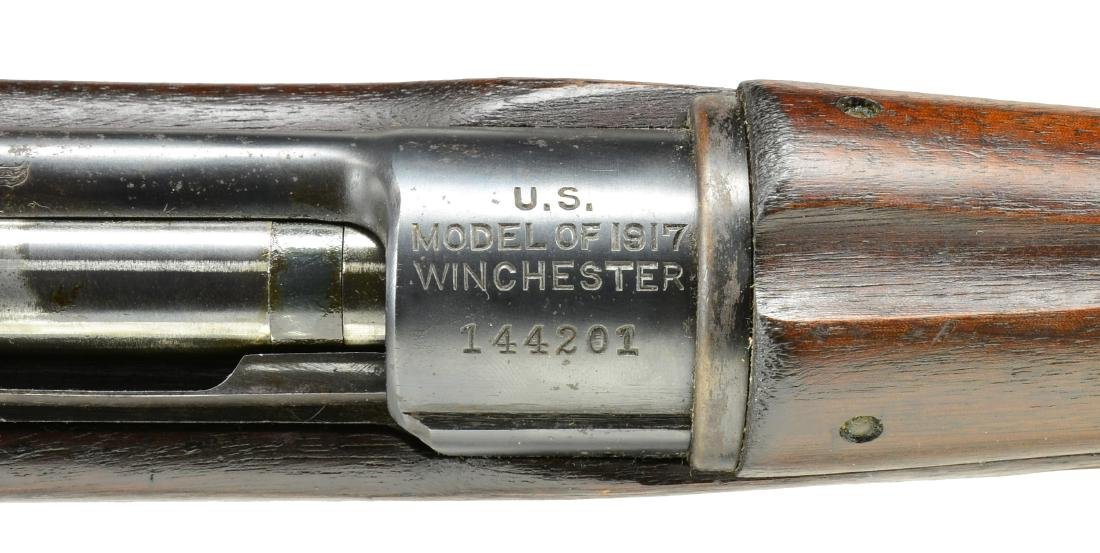 WINCHESTER MODEL 1917 BOLT ACTION RIFLE. - 3