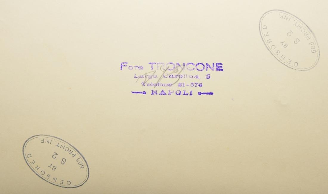 WWII ITALIAN MILITARY PHOTOS. - 2