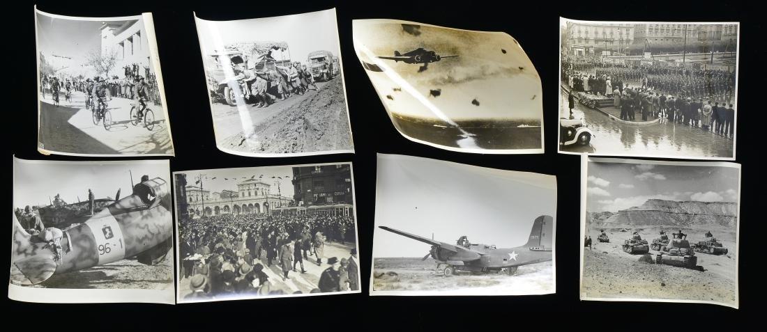 WWII ITALIAN MILITARY PHOTOS. - 3