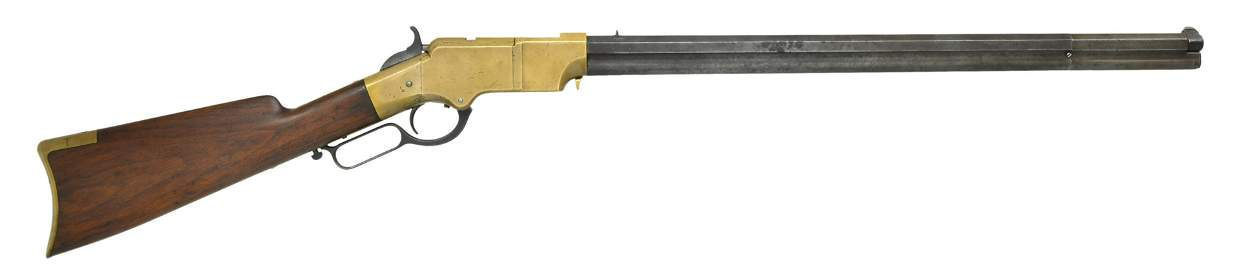 HENRY EARLY LEVER ACTION REPEATING