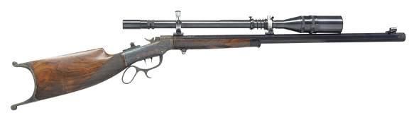 BALLARD RIFLE & CARTRIDGE COMPANY SINGLE SHOT