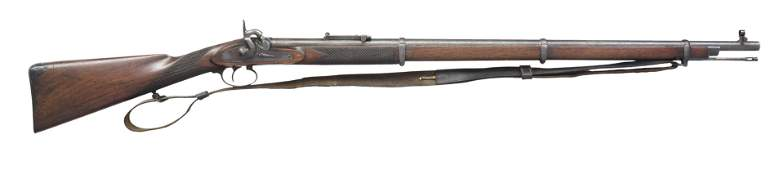 """WHITWORTH """"BEST QUALITY"""" MILITARY TARGET RIFLE,"""