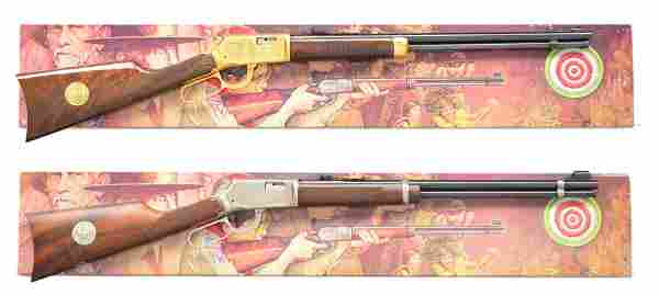 WINCHESTER 9422 EAGLE SCOUT & BOY SCOUT MATCHED