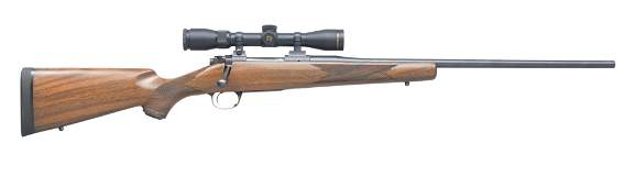 KIMBER MODEL 84M CLASSIC BOLT ACTION RIFLE.