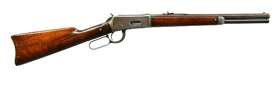 WINCHESTER MODEL 1894 LEVER ACTION RIFLE.