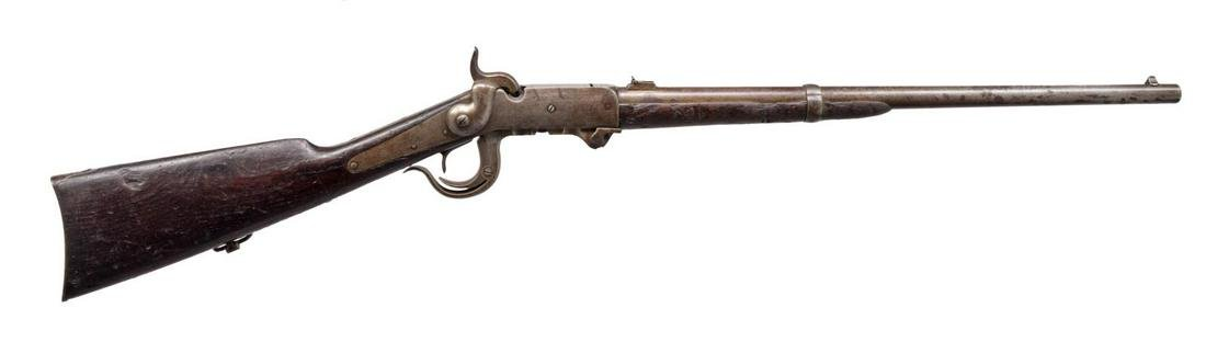 CIVIL WAR MODEL 1864 BURNSIDE SRC.