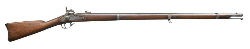 PARKER SNOW CIVIL WAR CONTRACT RIFLE MUSKET