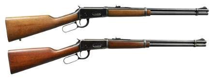 2 WINCHESTER PRE 64 MODEL 94 LEVER ACTION