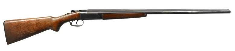 WINCHESTER MODEL 24 SXS SHOTGUN.
