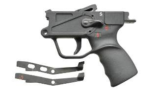 HIGHLY SOUGHT AFTER TRANSFERRABLE HK TRIGGER PACK.