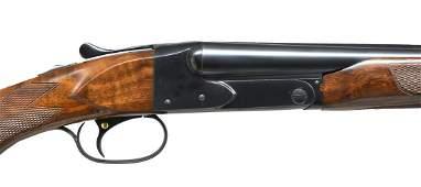 WINCHESTER MODEL 21 SKEET GRADE SXS SHOTGUN.