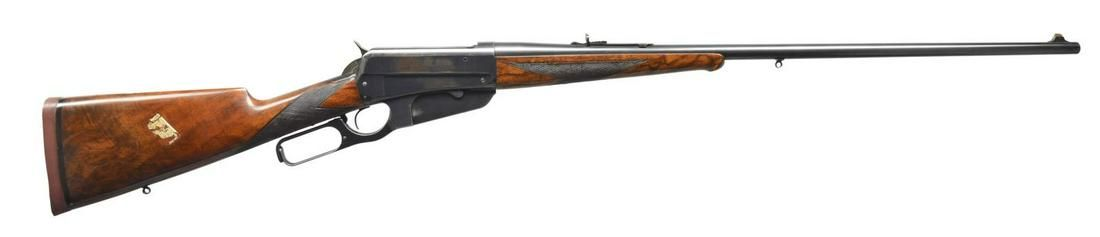 """EXTREMELY RARE """"EXHIBITION"""" DELUXE WINCHESTER"""