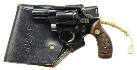 """SMITH & WESSON CHIEFS SPECIAL """"BABY AIRCREWMAN"""""""