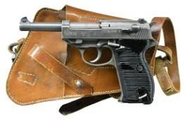 "RARE ""GRAY GHOST"" MAUSER MODEL P.38 svw-45"