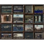 Ignacio Iturria, Edificios y barco, 2003