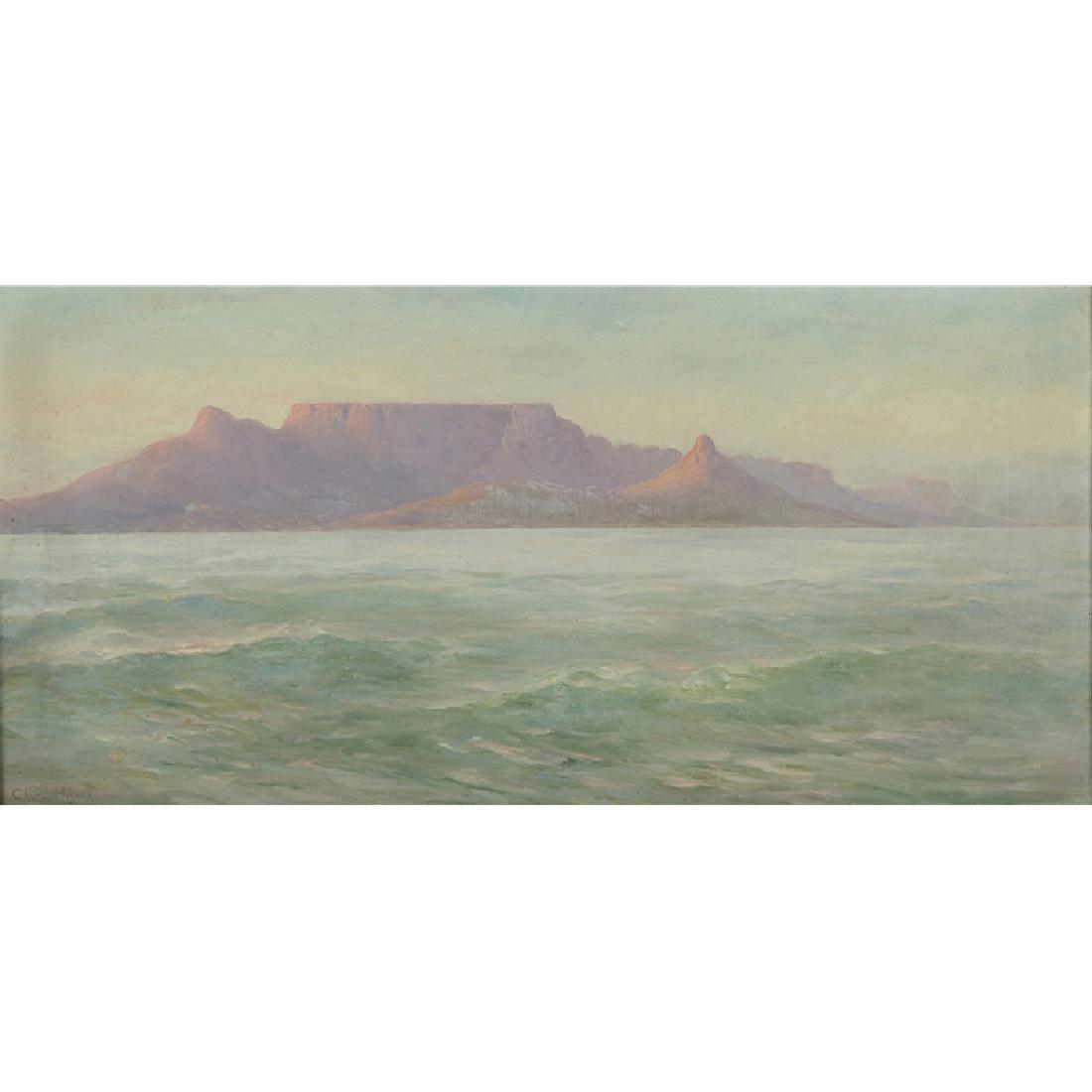 Edward Clark Churchill Mace, Seascape