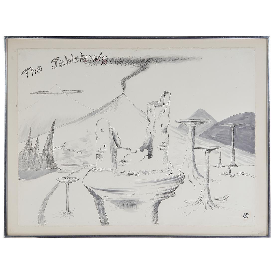 H.C. Westermann, The Tablelands, 1971 - 2
